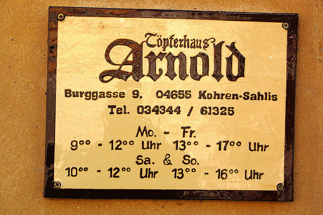 Potfarejo Arnold