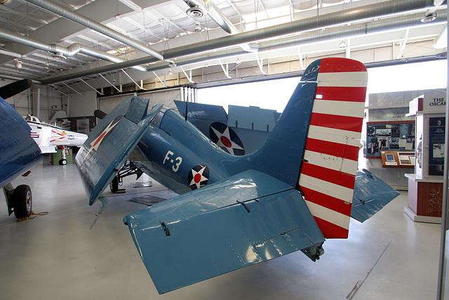 """F4F - FM-2 """"Wildcat"""" Naval Fighter (1435)"""
