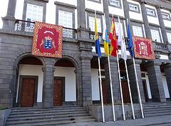 Das Rathaus Las Palmas
