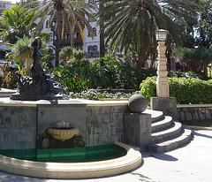 Bunnen in Las Palmas