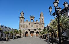 La Catedral de Las Palmas
