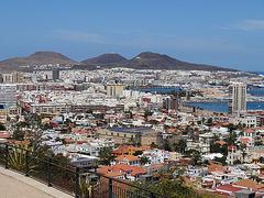 Auf Gran Canaria  Las Palmas