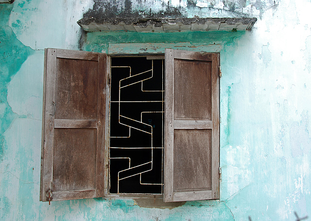 Window in Hoi An
