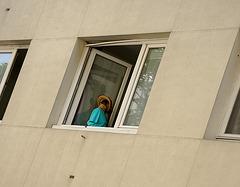 Mannequin de fenêtre