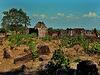Debris of the Wat Phu