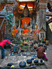 Buddha image in Wat Phu