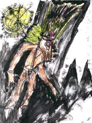 Lupulo en montaro