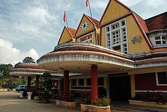 Railway Station Dalat - 1