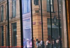 Blinds, Karolinium, Prague, CZ, 2007