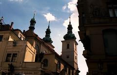 St. Jacob's Church, Prague, CZ, 2007