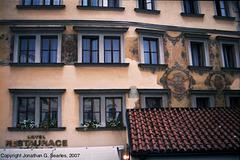Restaurace U Tri Pstrosu, Picture 2, Prague, CZ, 2007