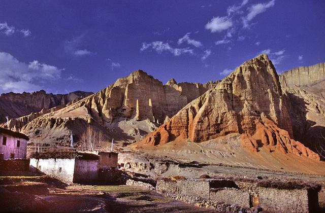 Tramar village