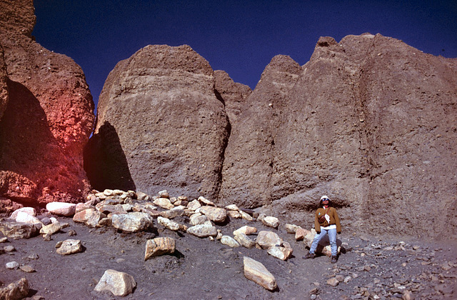 Rocks at Tramar