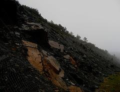 Serra da Estrela, slope