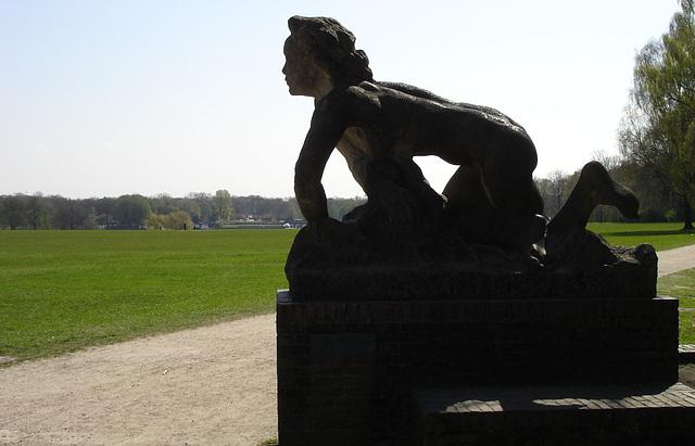 Hamburg im Stadtpark