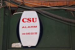CSU Alarm