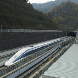 Shinkansen JR Maglev MLX01 2