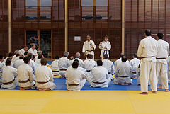 Stage Gyokushin Ryu 2013 (Washizu Sensei)