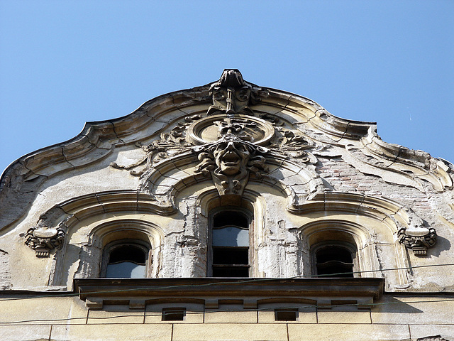 Casa Emmer - Timisoara - detaliu