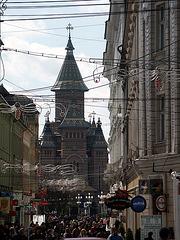Strada Alba Julia - Timisoara