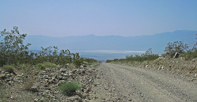 Last (or First) View Of The Salt Lake In Saline Valley (0741)
