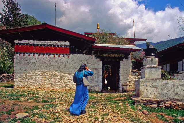 Konchogsum Lhakhang temple