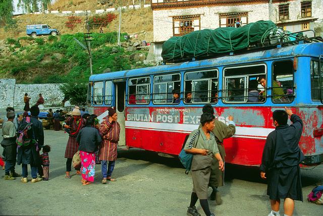 Bhutan Post Express