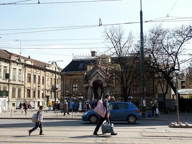 Piaţa Maria - Timisoara