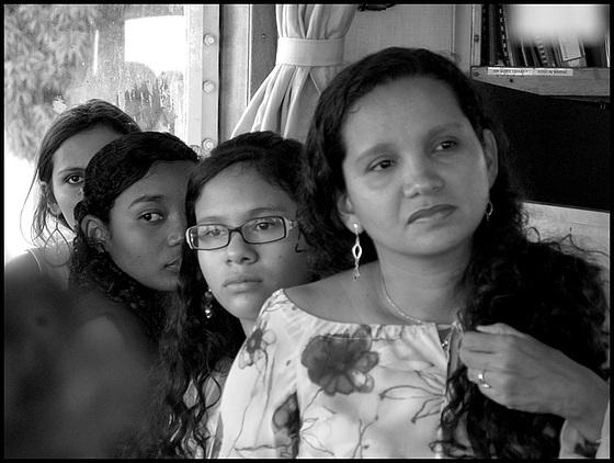 Brésiliennes, Belém, 2009