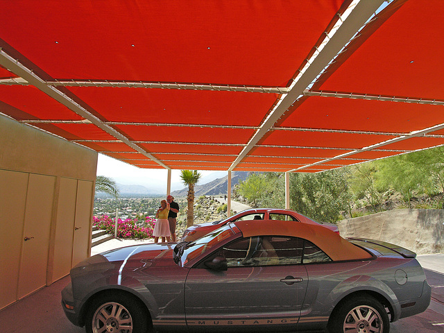 Russell House Carport (7322)
