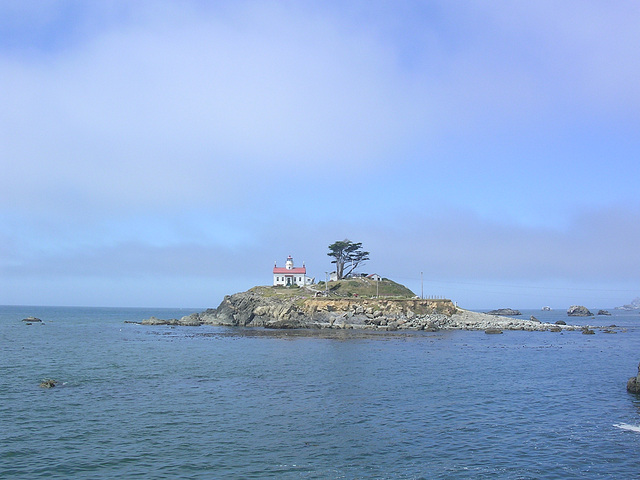 Lighthouse - Crescent City