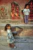 A comon scene in Pashupatinath