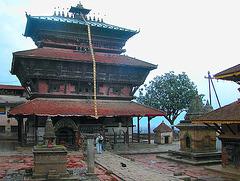 Bagh Bhairav Temple in Kirtipur