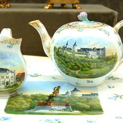 Altenburg sur porcelano