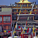 Gompa around Bodnath