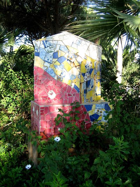 Algarve, Vila Sol Golf Club, sculpture