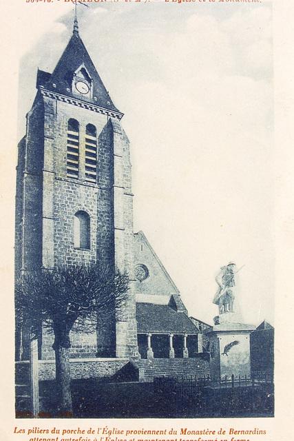 Eglise de Bombon