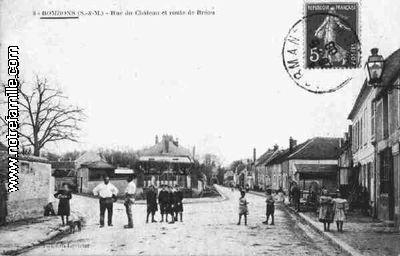 Rue Grande - Rue du château