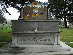 Olivet Cemetery - Showfolks of America (1284)
