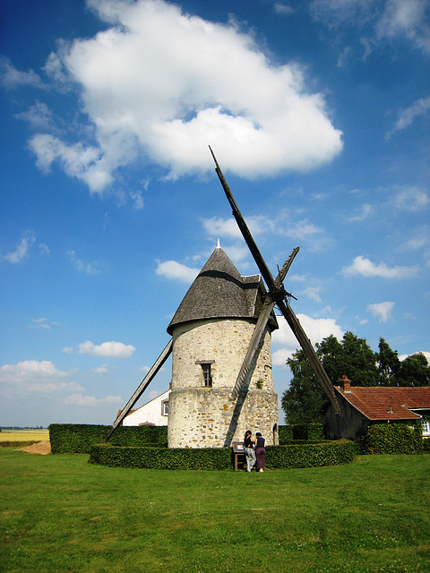 Moulin Choix à Gastins (77)