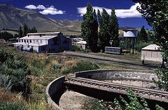 Railway Station Esquel