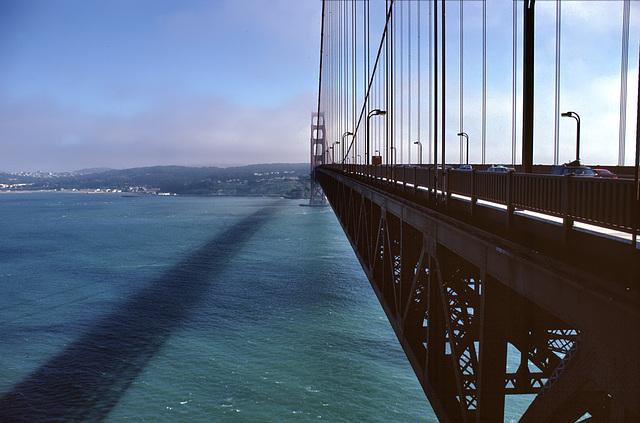 The darke side of the bridge