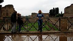 Rome, Monte Palatino, Stadium