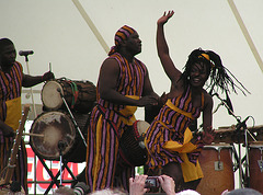 Afrikafestival Würzburg 2008