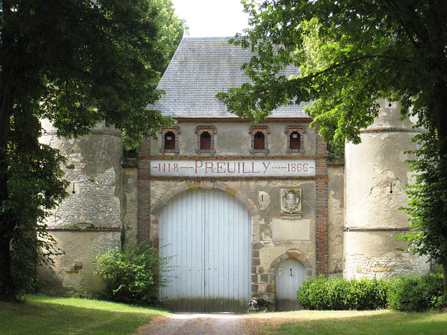 Abbaye de Preuilly (77)