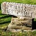 Komunejo urnobosko - la ripozejo de mia kara avino - Gemeinschaftsanlage Urnenhain, der Ruheplatz meiner lieben Großmutter