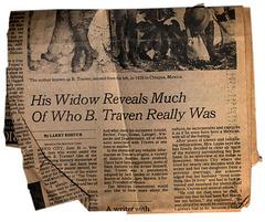 B. Traven -news