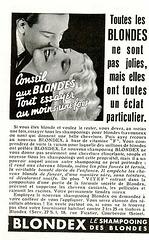 pour toutes les blondes