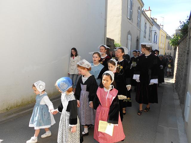 Processions des enfants