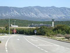 La flughaveno de Rijeka